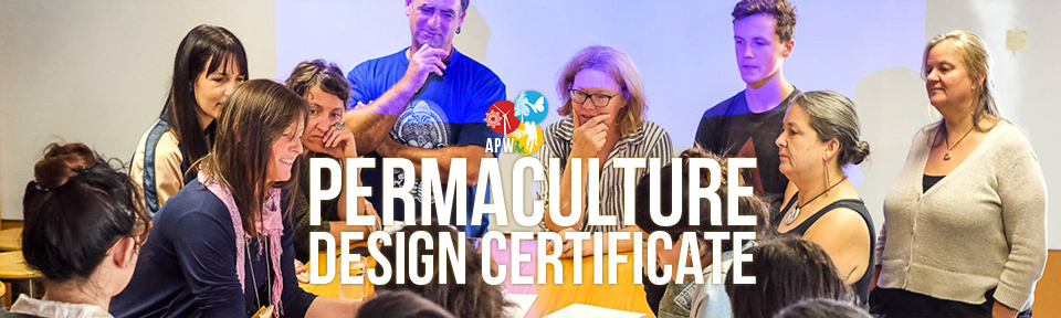 APW Permaculture Design Certificate - Programme 2021